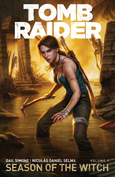 Tomb Raider Volume 1