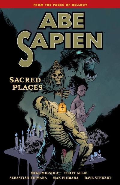Abe Sapien Volume 5 Sacred Places