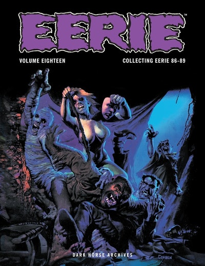 Eerie Archives Volume 18