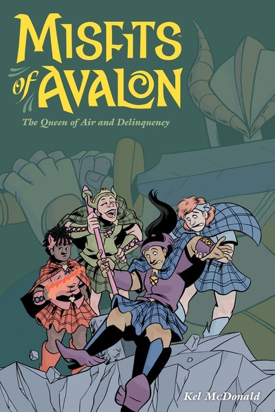Misfits Of Avalon Volume 1