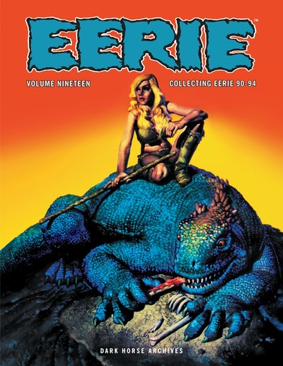 Eerie Archives Volume 19