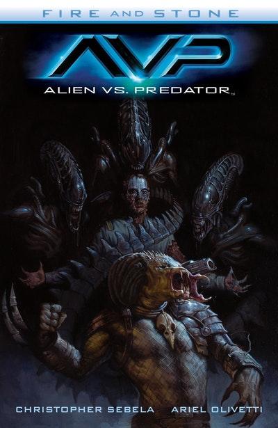Alien Vs. Predator Fire And Stone