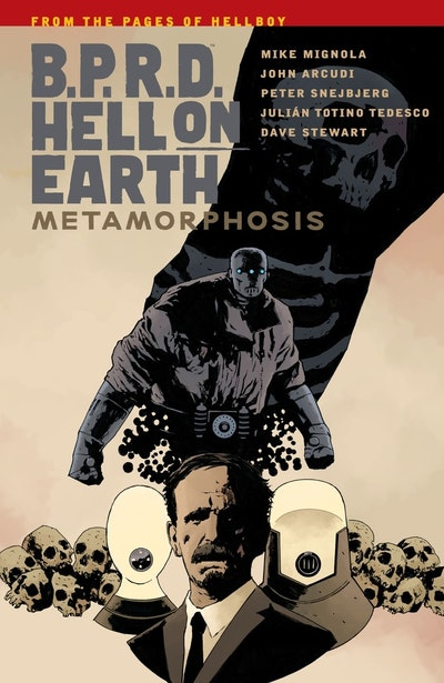 B.P.R.D Hell On Earth Volume 12
