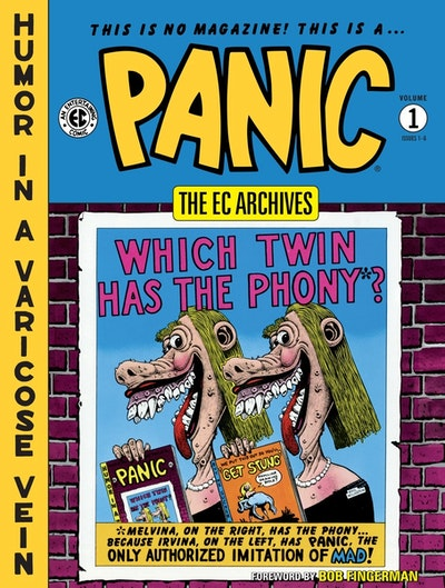 Ec Archives Panic Volume 1