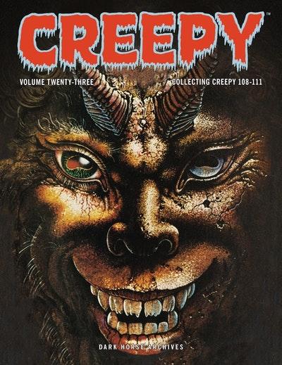 Creepy Archives Volume 23