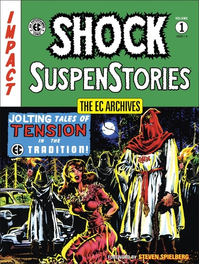 The Ec Archives Shock Suspenstories Volume 1