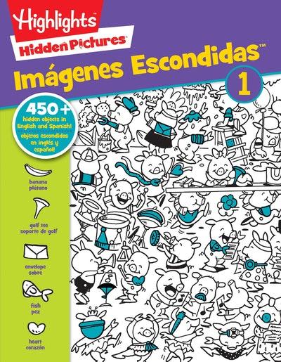 Hidden Pictures® Imágenes Escondidas(Tm) 1