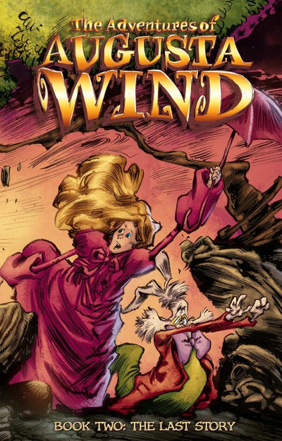 The Adventures Of Augusta Wind, Vol. 2