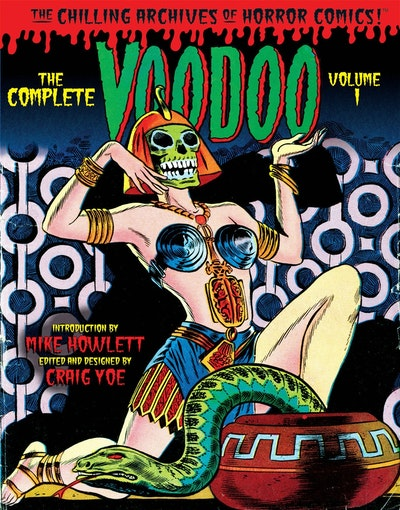 The Complete Voodoo Volume 1