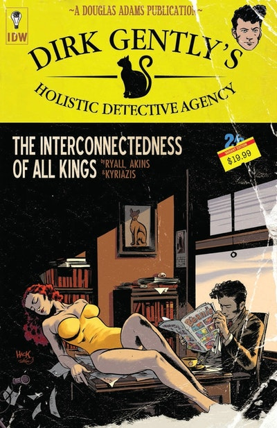 Dirk Gently's Holistic Detective Agency The Interconnectedness Of All Kings