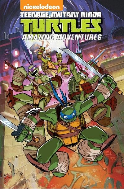 Teenage Mutant Ninja Turtles Amazing Adventures Volume 1