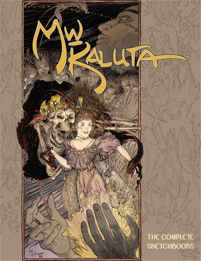 Michael Wm. Kaluta The Complete Sketchbooks