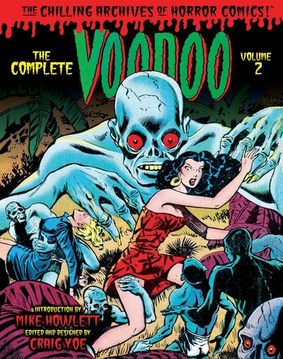 The Complete Voodoo Volume 2