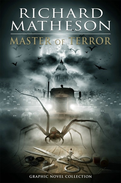 Richard Matheson Master Of Terror Graphic Novel Collection
