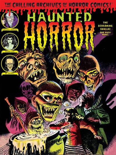 Haunted Horror The Screaming Skulls! And Much More