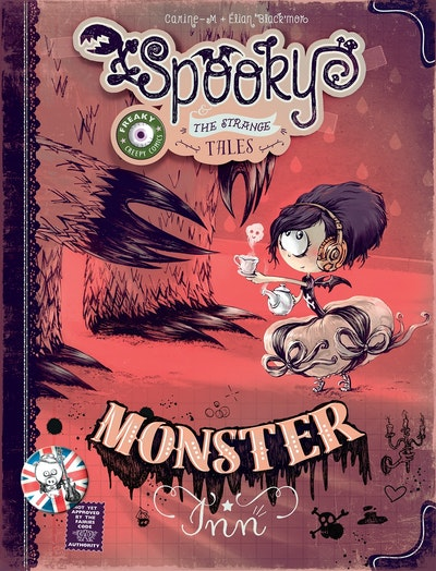 Spooky & The Strange Tales Monster Inn