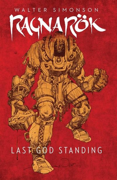 Ragnarok, Vol. 1 Last God Standing