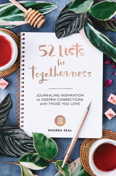 52 Lists For Togetherness