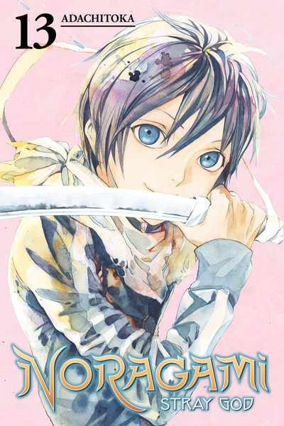 Noragami Stray God 13