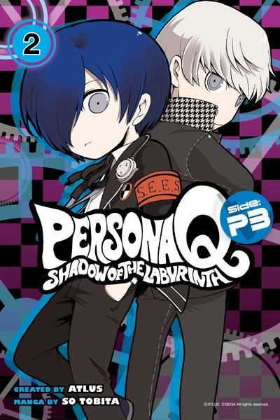 Persona Q Shadow Of The Labyrinth Side