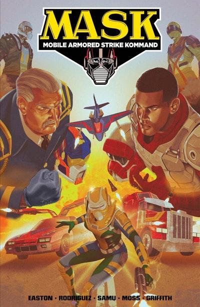 M.A.S.K. Mobile Armored Strike Kommand, Vol. 2 Rise Of V.E.N.O.M.