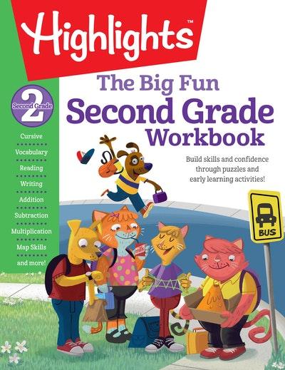 The Big Fun Second Grade Workbook
