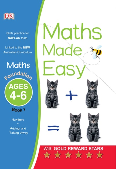 Maths Made Easy: Foundation Book 1