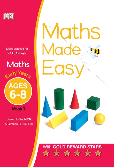 Maths Made Easy: Early Years 2