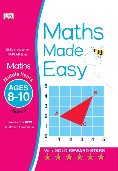 Maths Made Easy: Middle Years 2