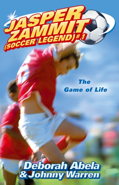 Jasper Zammit Soccer Legend 1: The Game Of Life