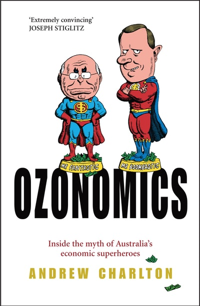 Ozonomics by Andrew Charlton