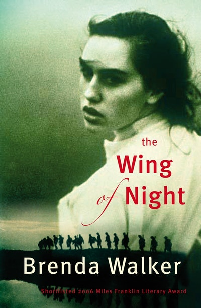 Book Cover: The Wing of Night
