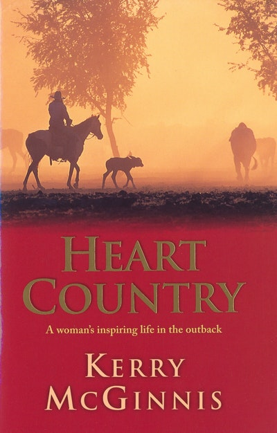 Book Cover:  Heart Country