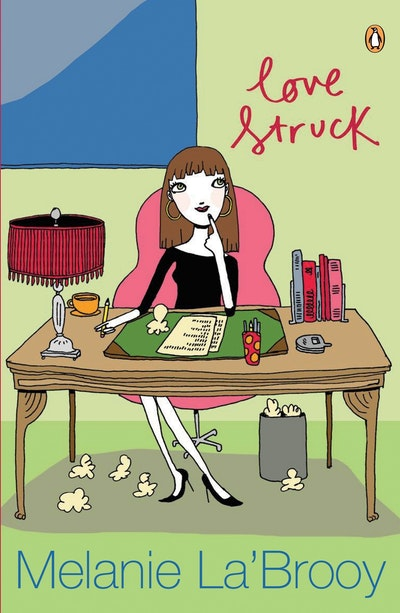 Book Cover:  Love Struck