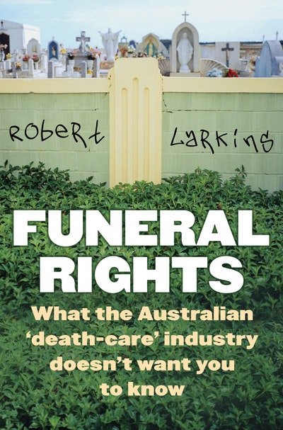 Book Cover:  Funeral Rights