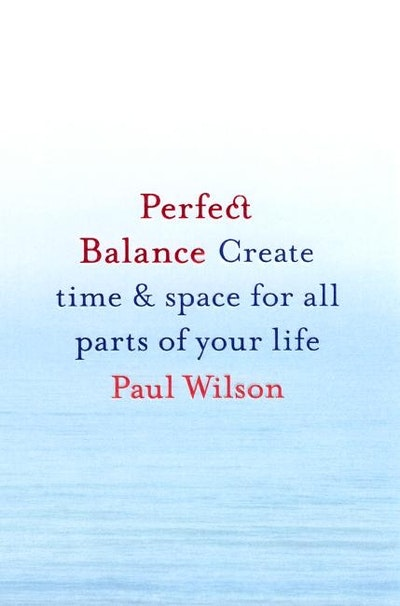 Book Cover:  Perfect Balance