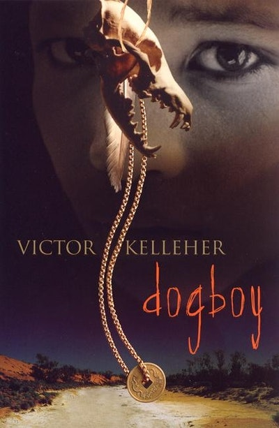 Book Cover:  Dogboy