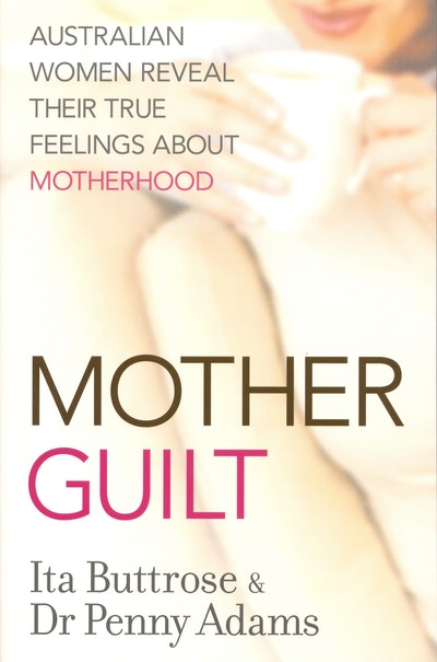 Book Cover:  Motherguilt