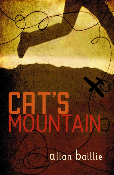 Book Cover:  Cat's Mountain