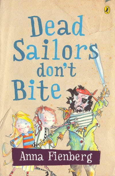 Book Cover:  Dead Sailors Don't Bite