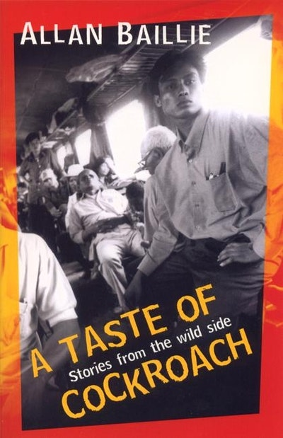 Book Cover: A Taste of Cockroach