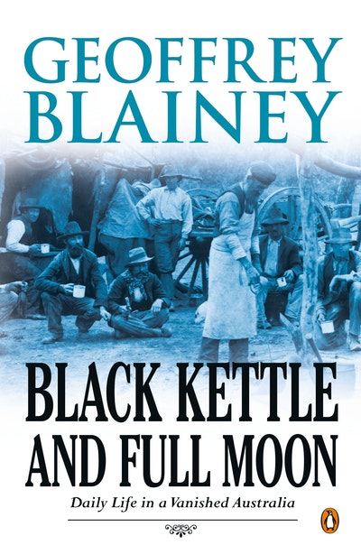 Book Cover:  Black Kettle And Full Moon