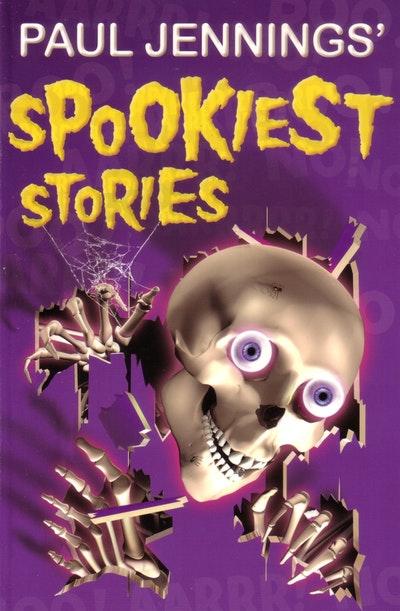 Paul Jenning's Spookiest Stories