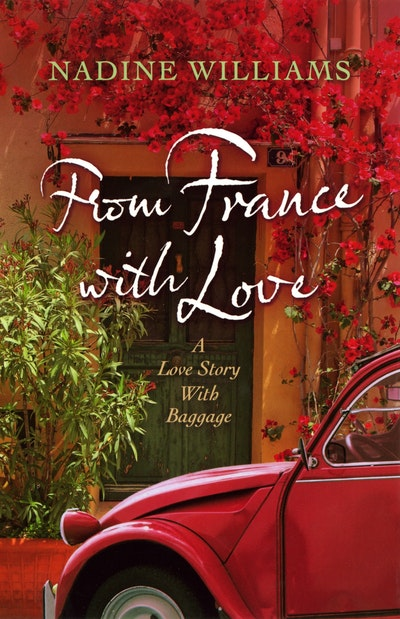 Book Cover:  From France with Love