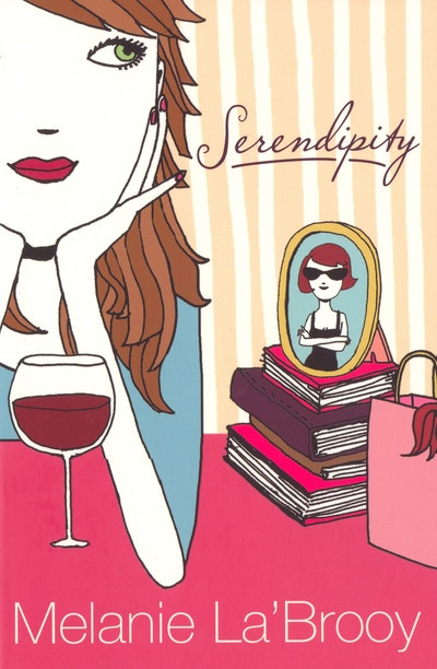 Book Cover:  Serendipity