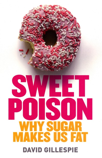 Book Cover:  Sweet Poison