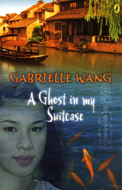 Book Cover: A Ghost in my Suitcase