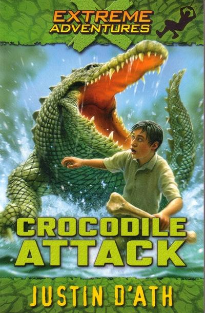 Crocodile Attack: Extreme Adventures