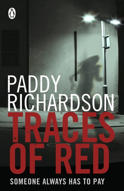 Book Cover:  Traces of Red