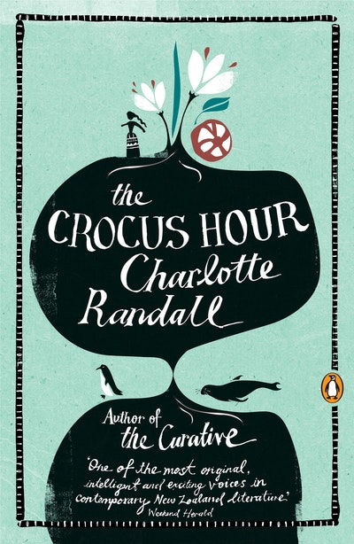 Book Cover:  Crocus Hour